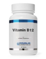 B-12 (Vitamin B-12) by Douglas Laboratories 100 Tablets