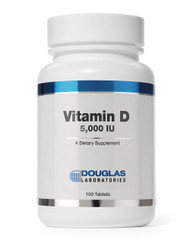 Vitamin D (5,000 I.U.) by Douglas Laboratories