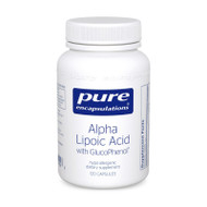 Alpha Lipoic Acid with GlucoPhenol® 120's - 120 capsules by Pure Encapsulations