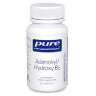 Adenosyl/Hydroxy B12 90's - by Pure Encapsulations