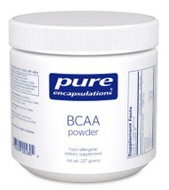 BCAA Powder - 227 grams by Pure Encapsulations