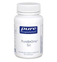 PureBi•Ome™ G.I. 60's - 60 capsules by Pure Encapsulations