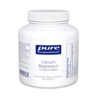 Calcium Magnesium (citrate/malate) - 180 capsules by Pure Encapsulations