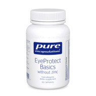 EyeProtect Basics without zinc* - 60 capsules by Pure Encapsulations