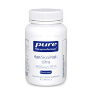 Hair/Skin/Nails Ultra - 60 capsules by Pure Encapsulations