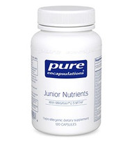 Junior Nutrients - 120 capsules by Pure Encapsulations