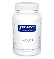 EndoLOX 60's - 60 capsules by Pure Encapsulations