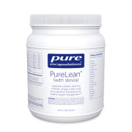 PureLean® Protein Blend Vanilla Bean Flavor (with Stevia) - 540 grams by Pure Encapsulations