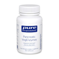 Pancreatic VegEnzymes - 180 capsules by Pure Encapsulations