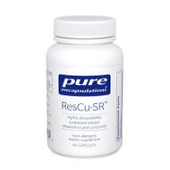 ResCu-SR® 60's - 60 capsules by Pure Encapsulations
