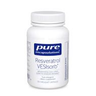 Resveratrol VESIsorb® - 90 capsules by Pure Encapsulations