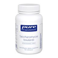 Saccharomyces Boulardii - 60 capsules by Pure Encapsulations