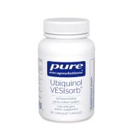 Ubiquinol VESIsorb® 60's - 60 capsules by Pure Encapsulations