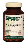A-C Carbamide supports healthy fluid transfer among tissues. Promotes the healthy formation and excretion of urine Promotes healthy fluid levels Supports healthy urinary system function Promotes healthy cellular fluid levels High in antioxidant vitamin C*