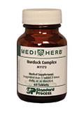 Burdock Complex from MediHerb 60 Tablets