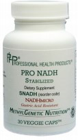 Pro NADH from PHP ( Professional Health Products ) 30 VCaps