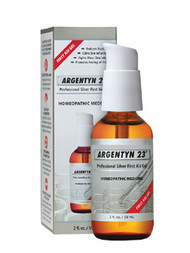 Argentyn 23 First Aid Gel by Natural Immunogenics 2 oz. (59 ml)