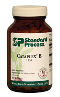 Cataplex B supports physical and nervous system health. Supports a healthy heart Stimulatory to the metabolic, cardiovascular, and central/peripheral nervous systems Supports energy production in all cells Supports healthy cholesterol levels already within a normal range Contains B-complex vitamins to support healthy muscle action Supports healthy homocysteine levels*
