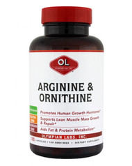 Arginine/Ornithine 750 Mg By Olympian Labs - 100 Capsules