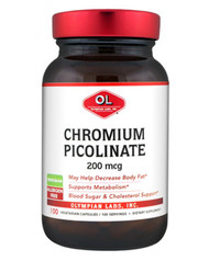 Chromium Picolinate Chromax 200 Mcg By Olympian Labs - 100 Capsules