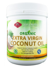 Coconut Oil Liquid, Virgin Org 14 G By Olympian Labs - 16 Oz