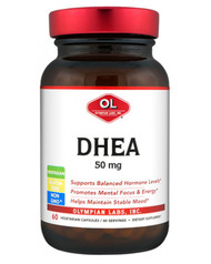 Dhea 50 Mg By Olympian Labs - 60 CP
