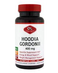 Hoodia Gordonii 400 Mg By Olympian Labs - 60 Capsules