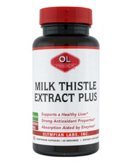 Milk Thistle 200 Mg By Olympian Labs - 60 Capsules