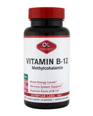 Vitamin B-12, Mighty Methyl 500 Mcg By Olympian Labs - 60 TB