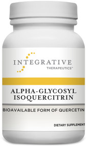 Alpha-Glycosyl Isoquercitrin - 60 Veg Capsule By Integrative Therapeutics