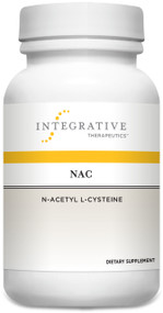 NAC (N-Acetyl L-Cysteine) - 60 Capsule By Integrative Therapeutics
