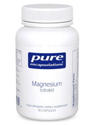 Magnesium activates the enzymes necessary for a number of physiological functions, including neuromuscular contractions, cardiac function, and the regulation of the acid-alkaline balance in the body. It is necessary for the metabolism of carbohydrates, amino acids and fats; also for energy production, and the utilization of calcium, phosphorus, sodium, and potassium. This vital mineral also helps utilize B-complex vitamins, vitamin C, and vitamin E.*  Magnesium in aspartate, citrate, citrate/malate, and glycinate forms are highly bioavailable magnesium chelates, supporting the metabolism and utilization of many essential nutrients and the proper functioning of important enzymatic and physiological functions.*