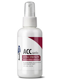 ACC Cardio Extra Strength by Results RNA 4 fl oz