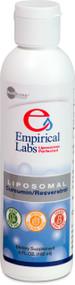 Liposomal Curcumin Resveratrol by Empirical Labs 6 oz ( 180 ml )