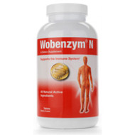 Wobenzym N by Mucos Pharma 200 Tablets