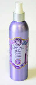 Relax Lavander Body & Linen Spray 8 oz. (240 ml)