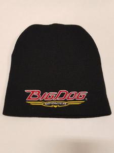 Big Dog Motorcycles Vintage Logo Beanie