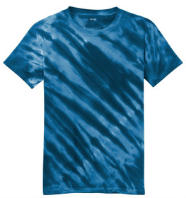 Navy Tie-Dye