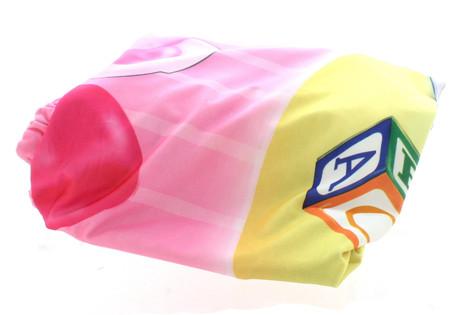 Itu0027s A Girl DoorSox Pink Baby Shower Announcement Stretchable Door Sock Cover - 1 Super Party  sc 1 st  1 Super Party & Itu0027s A Girl DoorSox Pink Baby Shower Announcement Stretchable Door ...