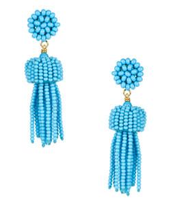 Mini Tassel - Turquoise