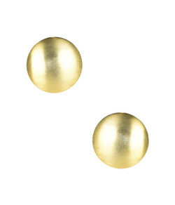 Robin Stud - Brushed Gold