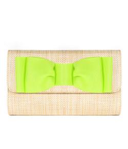 Avery - Key Lime Bow