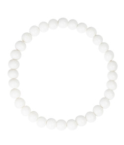 Riley Bracelet - White