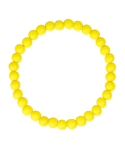 Riley Bracelet - Yellow