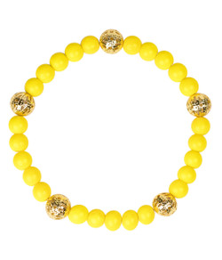 Riley Bracelet - Yellow & Gold
