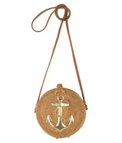 Lucy Canteen Bag - Anchor