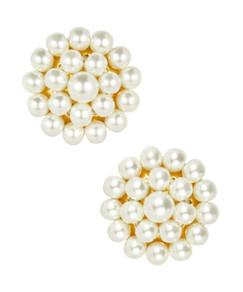 Button - Pearl