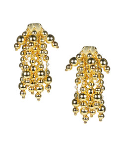Firecracker Earrings - Gold - Pre - Sale