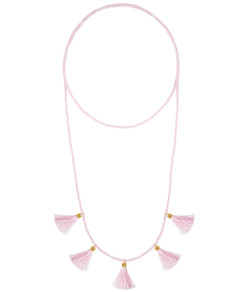 Lola Necklace - Cotton Candy
