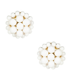 Button - White